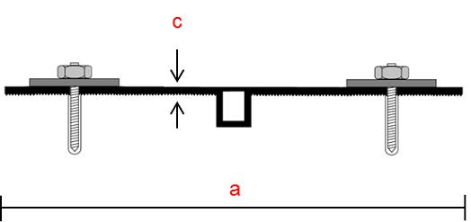 Schrumpf Tricomere Klemconstructie LF 1