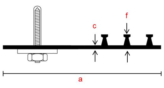Schrumpf Klemconstructie AA K 1