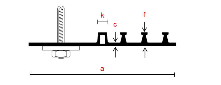 Schrumpf klemvoegenband AM 350 KF