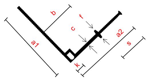Schrumpf voegenband DK 1