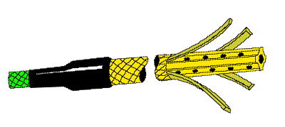 Schrumpf injectieslang injectie Fuko VT 2