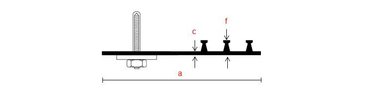 Schrumpf Klemvoegenband A 350 KF- afbeelding