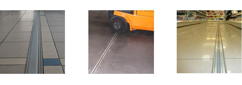 Schrumpf vloerprofielen - districentra