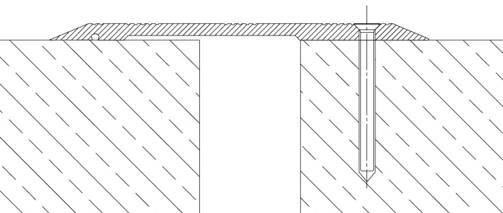 schrumpf SBS vloerstrip-detail
