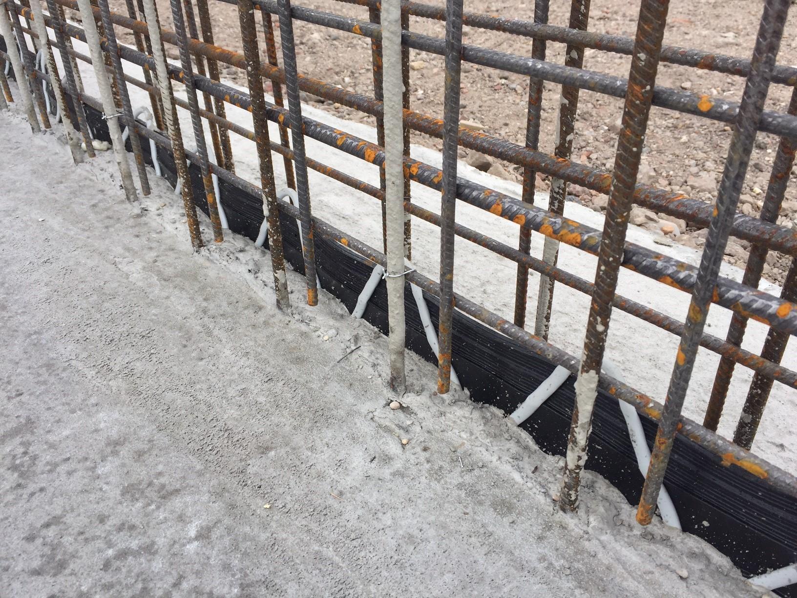 Schrumpf SFA stortvoegenband toepassing